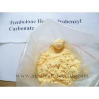 Cheap Trenbolone Hexahydrobenzyl Carbonate Steroid Powder For Muscle Gain , CAS 23454-33-3 wholesale