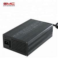 Cheap 12V 40A Aluminium Alloy with Fan lithium battery charger for E-forklift CE for sale