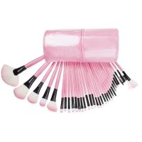 Cheap 32 Pcs Professional Makeup Brush Set For Traveling Cosmetic Artist for sale