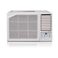 China 12000btu R410a window aircon mechanical control cooling only mechanical control on sale