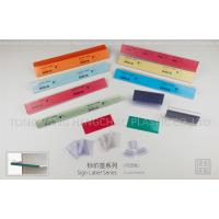 Cheap Moisture Proof PVC Extrusion Profiles , Green Level Plastic Extruded Products for sale