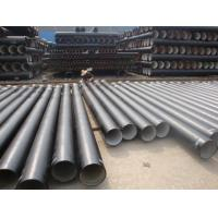 Ductile Iron Pipes and Sprial Welded Steel Pipes