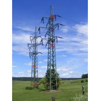 Buy cheap 110kv lattice steel tower from wholesalers