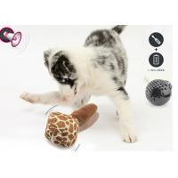 Funny Random Jumping Interactive Dog Toys With Battery Operated ROHS Approved
