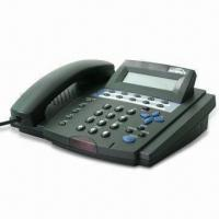 Cheap VoIP Phone with Three-way Conference Features and 140 Phonebook Contacts for sale
