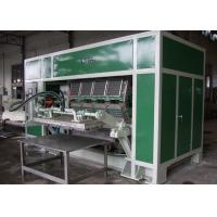 Cheap Full Automatic Pulp Moulding Machinery for Recycle Paper Egg Tray / Egg Box / Fruit Tray Production Line for sale