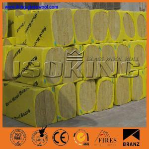 China Rock wool insulation, rock wool board, rockwool panel on sale