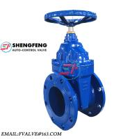 Quality BS5163 DN80 resilient seat non rising cast iron gate valve wholesale