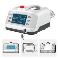 Cheap Portable laser physiotherapy machine mini home use multifunctional semiconductor laser pain relive code laser therapy ma for sale