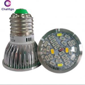 China Aluminum 6W LED Flowering Grow Lights 50000H 85V-265V High Luminous Efficiency on sale
