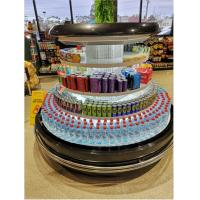 Cheap Best Price multi deck open air cool chiller for supermarket fruit and vegetable for sale