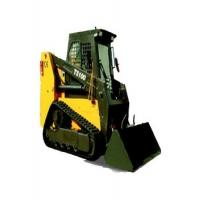 Cheap China TS100 100Hp Hydraulic Pump Skid Steer Loader With Cheap Price for sale