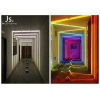 Cheap Aluminum Die - Casting Body Led Window Border Lights Colorful As Decoration for sale