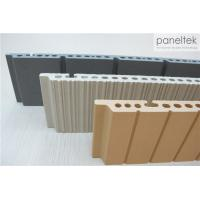 Cheap Textured Terracotta Panel System 300 - 1500mm Length With Earthquake Resistance for sale