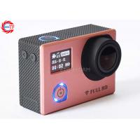 Cheap 170 Degree Action Camera With Remote Controller for sale