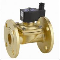 Cheap Brass Electric Solenoid Air Valve Two Way Solenoid Valve DN15 ~ 50mm for sale
