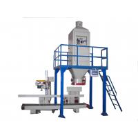 Cheap Professional Grain / Wood Pellet Bagger With Electric Control Cabinet for sale
