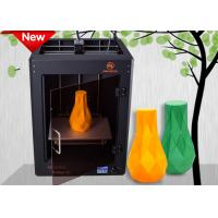 Cheap High Technology 3D Printer Kit Desktop Modeling Machine Rrapid Phototyping for sale