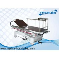 Cheap General Purpose X-Ray Trauma Stretcher Trolley With Trendelenburg for sale