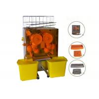 China Industrial Electric Orange Juicer with Auto Feed Hopper Commercial Grade on sale