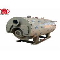 Cheap 100 Bhp Fire Tube High Efficiency Steam Boiler Oil Gas Dual Fuel For Sugar Industry for sale