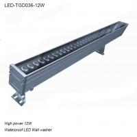 Cheap 12W waterproof IP65 LED Wall washer light for hotel docoration for sale