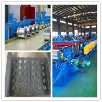 Fully Automatic PLC control system cable tray roll forming machine 20 roller stations cold sheet