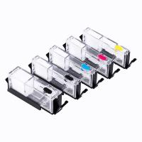 China SGS Easy To Refill Empty Printer Cartridges / Compatible Empty Inkjet Cartridges on sale