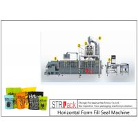 Cheap Versatile Horizontal Form Fill And Seal Packaging Machine With Multi Head Scale for sale