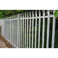 Cheap Galvanized Palisade Fence for sale