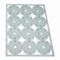 Buy cheap Single-sided Aluminum Base Printed Circuit Board, HASL Surface Treatment from wholesalers