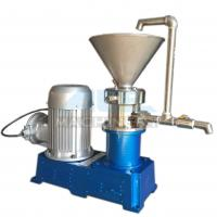 Cheap ACE-65 Stainless Steel Chemical Industry Food Dairy Cosmetics Paint Laboratory Peanut Butter Walnut Grinder Colloid Mill for sale