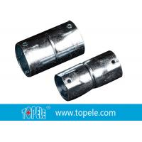 China BS Electrical Conduit Steel Coupler Galvanised Conduit Surface Preparation on sale
