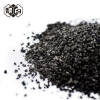 Cheap Hardness 90% Granulated Activated Carbon , Moisture 5% Granulated Activated Charcoal for sale
