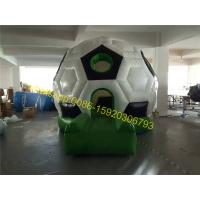 Quality soccer dome bouncy castle house wholesale