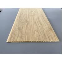 Buy cheap 7.5mm Thick Corrosion Resistant PVC Wood Panels for Ceiling / Wall Cladding from wholesalers