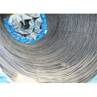 Cheap GB 60Si2MnA High Carbon Spring Steel Wire Rod 8mm 12mm , High Tensile Steel Wire wholesale