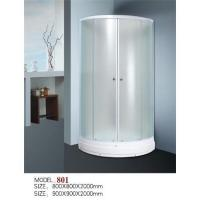 Cheap Shower enclosure FLY-801 with sliding door for sale