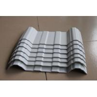 Cheap 4 Layer Plastic Heat Insulation Roof Tiles With 30 Years Quality Guarantee for sale