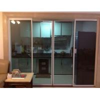 Cheap Balcony  room sliding access doors operator with induction opening and closing for sale