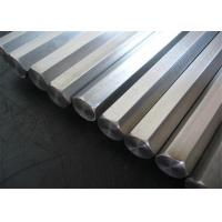Cheap 300 Series Cold Drawn Steel Bar , Hexagonal Rod Stainless Steel Bar for sale