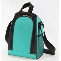 Cheap 600D Lunch Cooler Bags  Bule Cooler Bag Small Cooler Bags For Child for sale