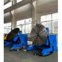 Cheap 2000kg Rotary Welding Table Positioner with Rotating / Tilting Motor and Gear for sale
