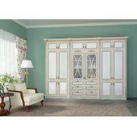 Cheap wholesale solid wooden bedroom furniture cheap wardrobe for sale