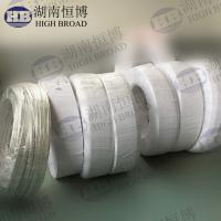 Cheap Extruded magnesium ribbon anode for protect high resistivity electrolyte tanks for sale