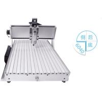Cheap four axis CNC Router 6040 800W/1.5KW spindle + 4axis + tailstock engraving mahcine for sale