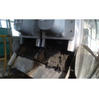 Cheap Power saving screw press sludge dewatering machine for Chemical Processing for sale