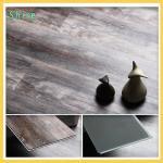 Cheap Unilin Click Grey Vinyl Plank Flooring Bathroom Flooring High Temperature Resistant for sale