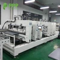 Cheap 10mm  12mm  15mm PP Honeycomb Bubble Guard Board Pallet Sleeve Pack Machine for Pallet Box for sale