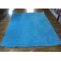 China Eco - Friendly Lightweight Travel Blanket , Anti Static Blanket Farland on sale